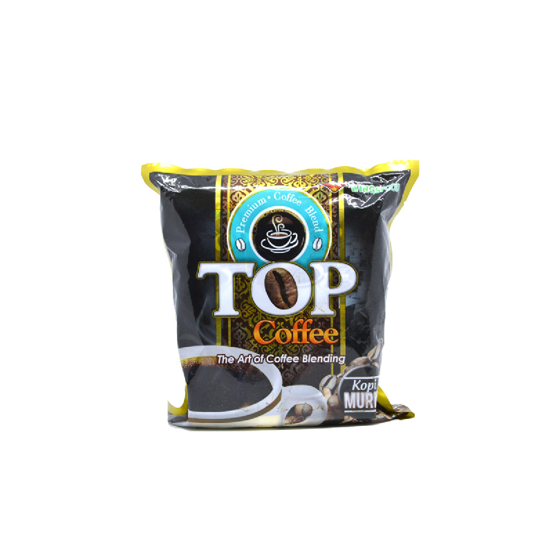 Top Coffee Kopi Murni Bag 10 X 7 Gr