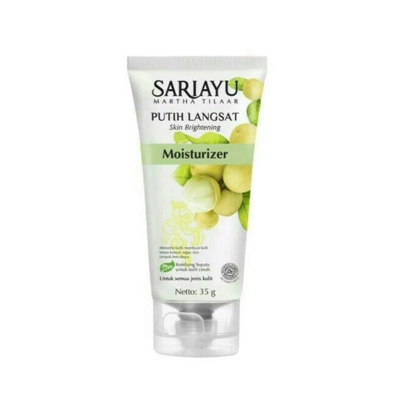 Sariayu Moist Aromatic Putih Langsat 35 gr