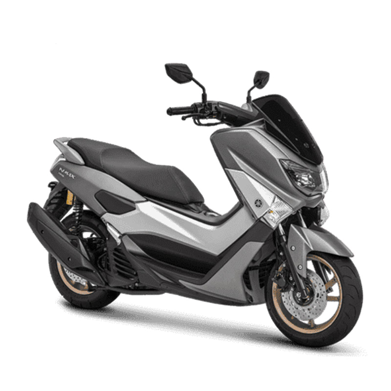 Yamaha NMAX 155 Non ABS Gray