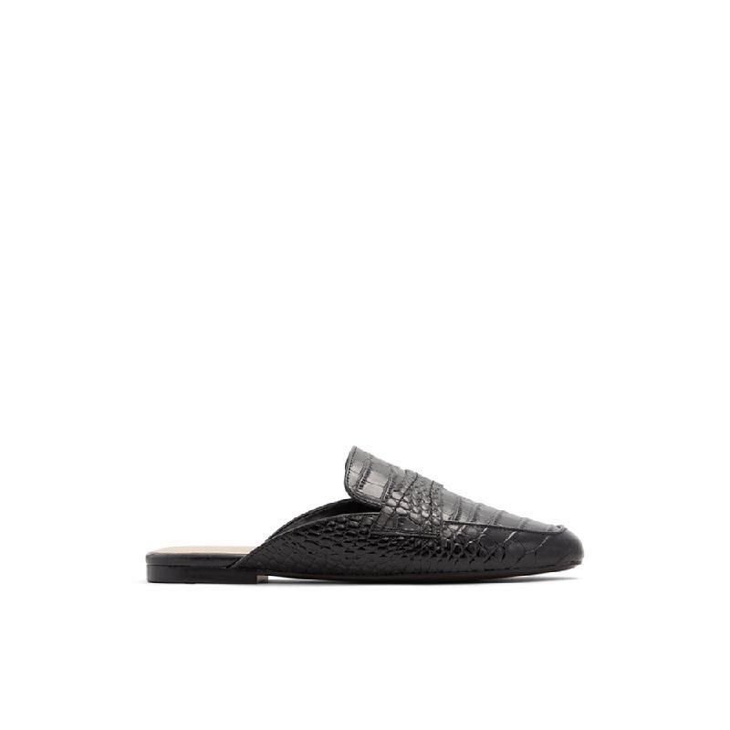 Aldo Ladies Sandals Mules Delilmadia 968 Black Multi