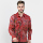 Batik Muda Kmj Pekalongan Shirt Red