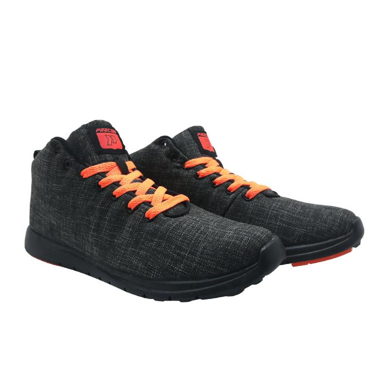 Precise Kakkoii Hachi T Sepatu Remaja - Black