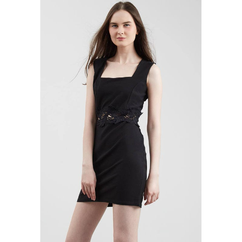 Francois Sinzig Dress in Black