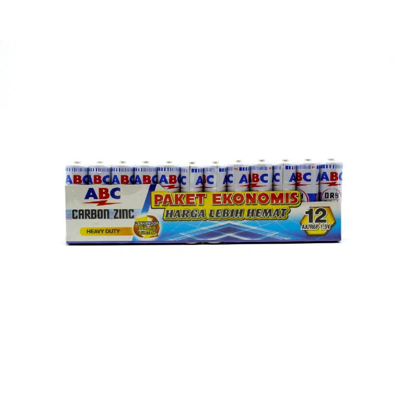 Abc Battery Biru R-6 Tp