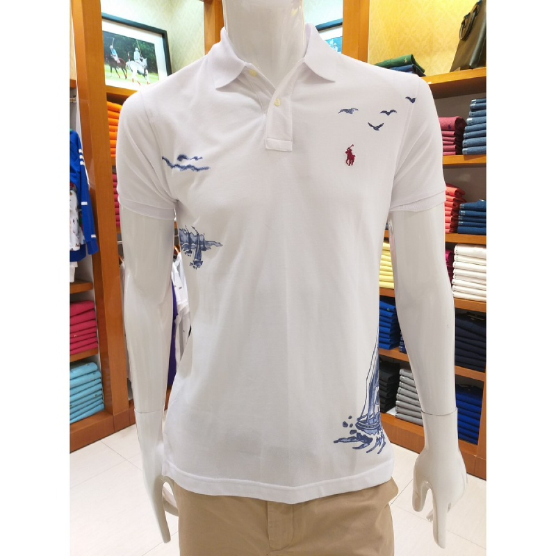 Polo Men Polo Shirt 10160159.7605.00