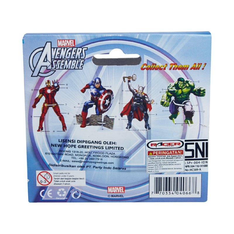 Avengers Age Of Ultron-3D Puzzle Avengers Captain America