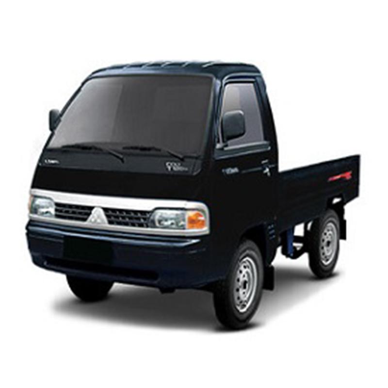 Mitsubishi Colt T120SS Bus Chassis - Black
