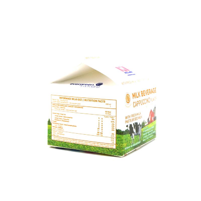 Diamond Fresh Milk Cappuccino 200Ml