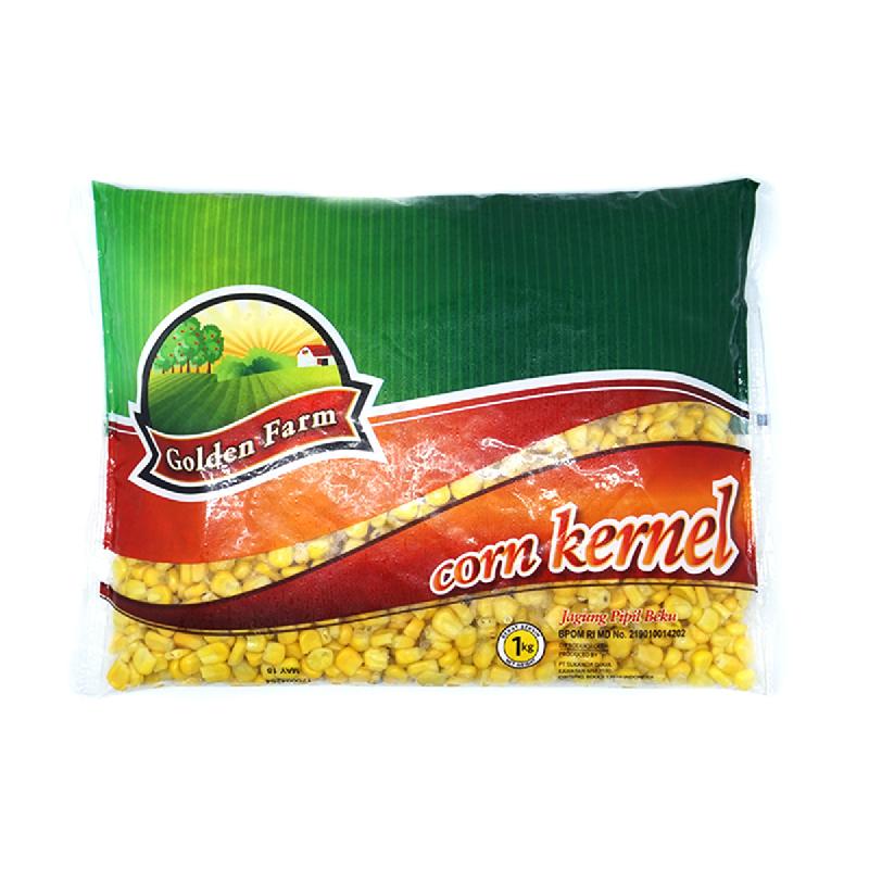 Golden Farm Kernel Corn 1 Kg